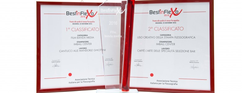 Vincitori Best In Flexo 2016